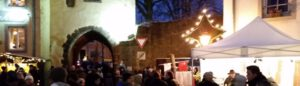 ABGESAGT Weihnachtsmarkt in Dudeldorf @ Am Obertor in Dudeldorf