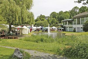 Creativmarkt im Kurpark in Manderscheid @ Kurpark in Manderscheid